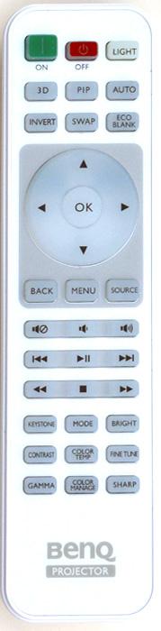 BenQ HT3050 Remote